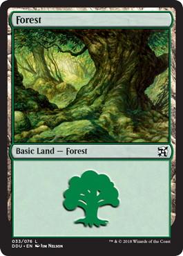 《森/Forest》[EvI] 土地(33)