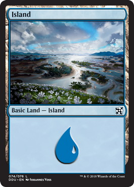 《島/Island》[EvI] 土地(74)
