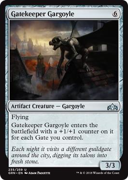 Gatekeeper Gargoyle