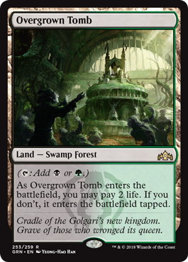 Overgrown Tomb