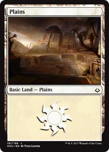 《平地/Plains》[HOU] 土地(191)