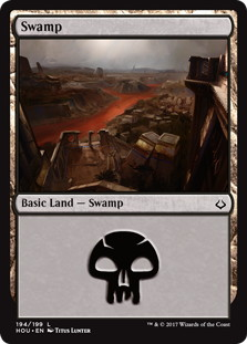 《沼/Swamp》[HOU] 土地(194)