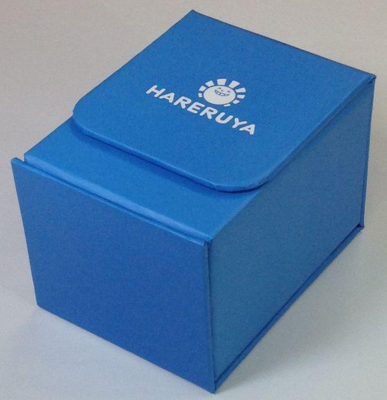 Hareruya Original Deck Box (Blue) DEX Protection
