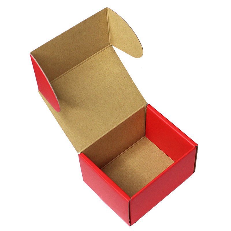 晴れる屋オリジナルストレージボックス(赤) 200サイズ