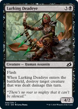 Lurking Deadeye