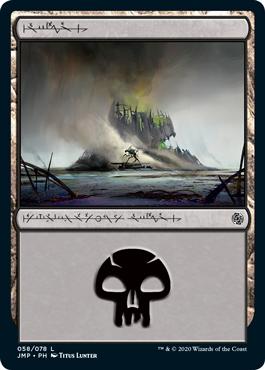 《沼/Swamp》[JMP] 土地(058)