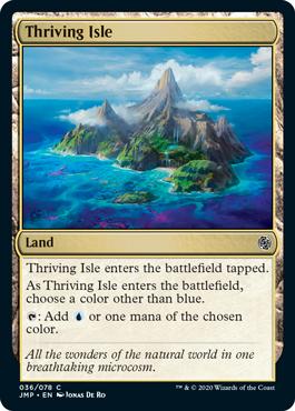 Thriving Isle