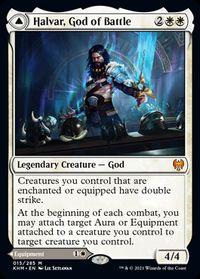 Halvar, God of Battle