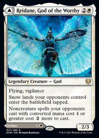 Reidane, God of the Worthy