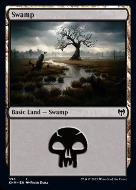 《沼/Swamp》[KHM] 土地