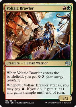 Voltaic Brawler