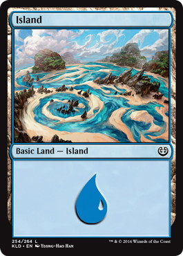 《島/Island》[KLD] 土地 (254)