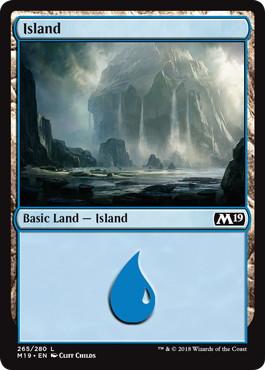 《島/Island》[M19] 土地 (265)