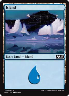 《島/Island》[M19] 土地 (266)