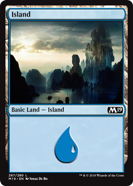 《島/Island》[M19] 土地 (267)