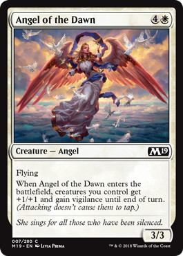 Angel of the Dawn