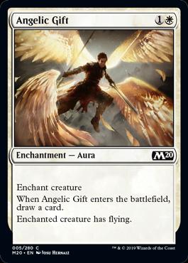 《天使の贈り物/Angelic Gift》[M20] 白C