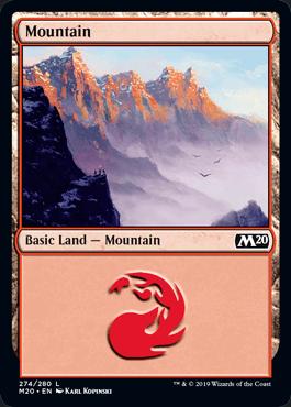 《山/Mountain》[M20] 土地 (274)
