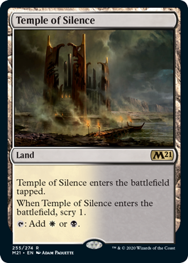 Temple of Silence