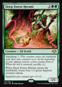 Deep Forest Hermit