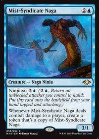 Mist-Syndicate Naga
