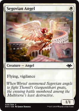 Segovian Angel