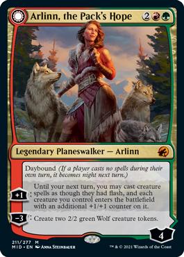 Arlinn, the Pack's Hope