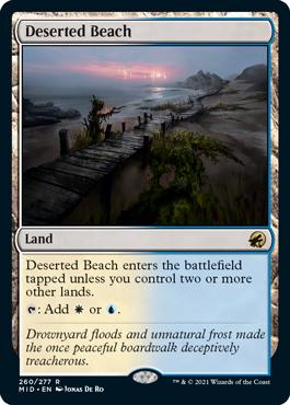 《さびれた浜/Deserted Beach》[MID] 土地R