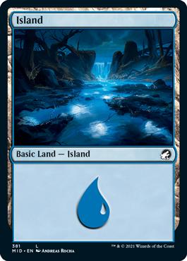 《島/Island》[MID] 土地(381)