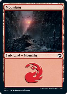 《山/Mountain》[MID] 土地(383)