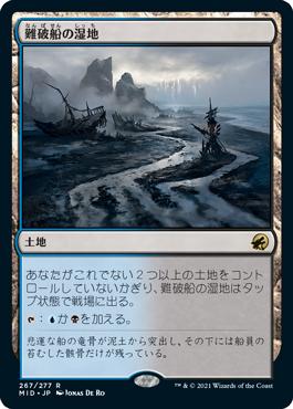 《難破船の湿地/Shipwreck Marsh》[MID] 土地R
