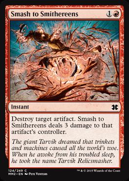 《粉々/Smash to Smithereens》[MM2] 赤C