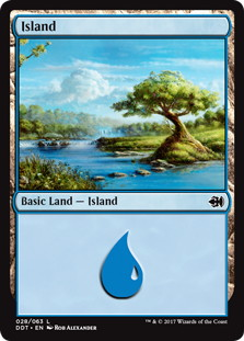 《島/Island》[MvG] 土地(28)