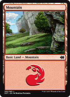 《山/Mountain》[MvG] 土地(62)