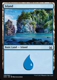 《島/Island》[MvM] 土地 (28)