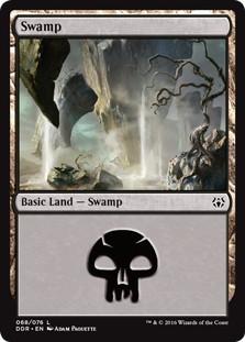 《沼/Swamp》[NvO] 土地 (68/76)