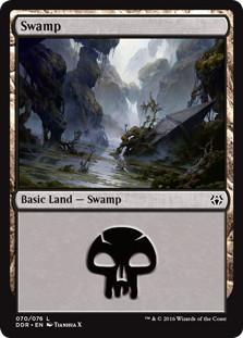 《沼/Swamp》[NvO] 土地 (70/76)