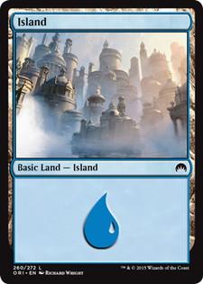 《島/Island》 (260)[ORI] 土地
