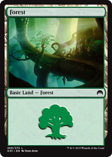 《森/Forest》 (269)[ORI] 土地