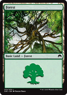 《森/Forest》 (272)[ORI] 土地