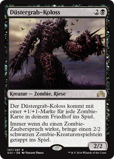 《戦墓の巨人/Diregraf Colossus》[SOI] 黒R