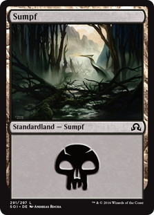《沼/Swamp》[SOI] 土地 (291)