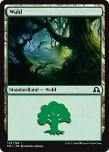 《森/Forest》[SOI] 土地 (297)