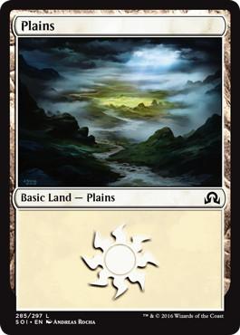 《平地/Plains》[SOI] 土地 (285)