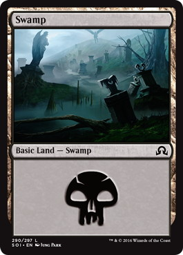 《沼/Swamp》[SOI] 土地 (290)