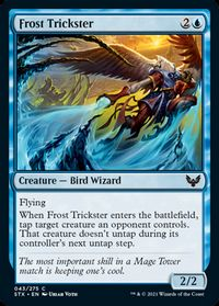 Frost Trickster