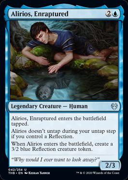 Alirios, Enraptured