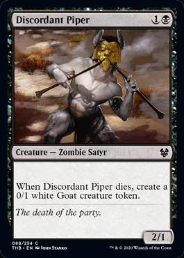 Discordant Piper
