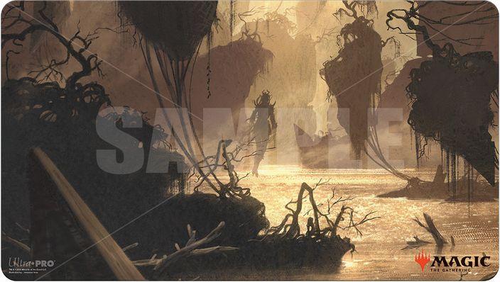 ウルトラ・プロ MTG プレイマット ゼンディカーの夜明け《泥水の小道》P1160