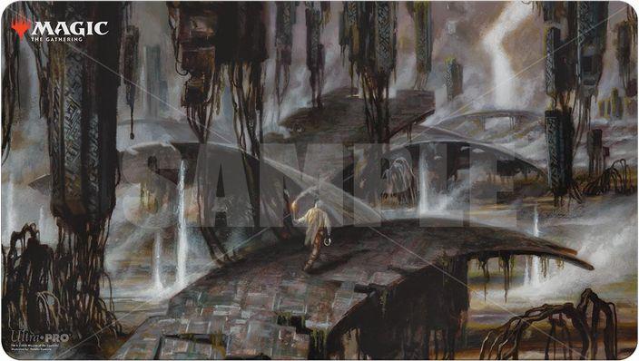 ウルトラ・プロ MTG プレイマット ゼンディカーの夜明け《恐怖昇りの小道》P1165